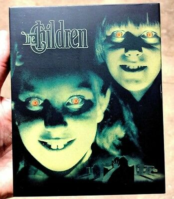 THE CHILDREN (1980) Blu-Ray VINEGAR SYNDROME 80's GORE Horror *w/SLIPCOVER *RARE