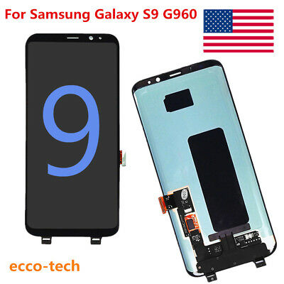 For Samsung Galaxy S9 G960 G960U Replacement Display LCD Screen Touch Digitizer