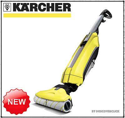 NEW Karcher FC5 Hard Floor Self-Propelled Vacuum Bare Cleaner / Kitchen Cleaning