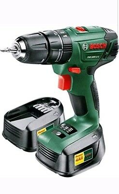 Bosch PSB 1800 LI-2 Cordless Combi Drill Two 18 V Lithium-Ion 2 batteries OFFER