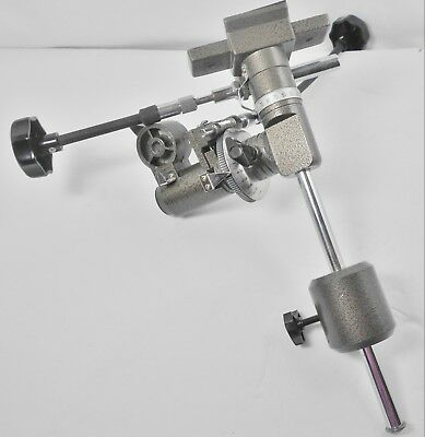 Telescope Equatoral Mount with Counterweight and 2 Adjustment Levers (no tripod)