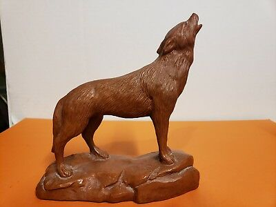 Red Mill 45 421 Pecan Shell Howling Wolf On Rocks