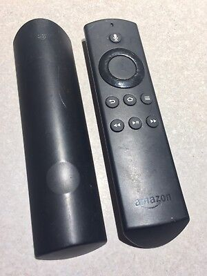Amazon Voice Remote Control For Amazon Fire TV Stick & Box Media Player # DR49WK