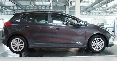 Body Side Mouldings Door Molding Protector Trim Cover fit KIA CEED 5D / SW 2012-