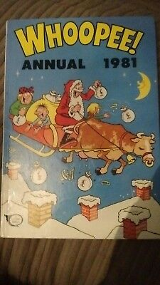 Whoopee! Annual 1981
