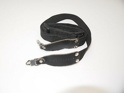 Hasselblad Genuine Leather Neck Strap Wide Strap from Japan#0016