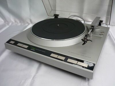 DENON DP-35F Direct Drive Fully Automatic Servo Turntable