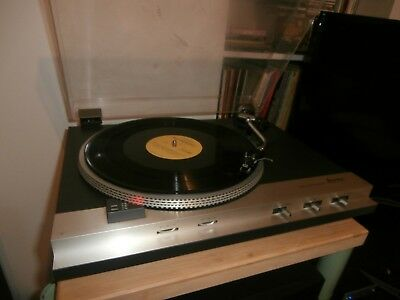 Platine Vinyle Mitsubishi Direct Drive Automatic Turntable Dp 84Da