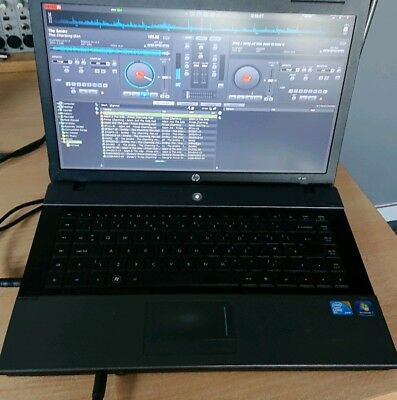 HP Laptop 4gb Ram Virtual DJ PRO Software For Karaoke and Disco - Please Read Ad