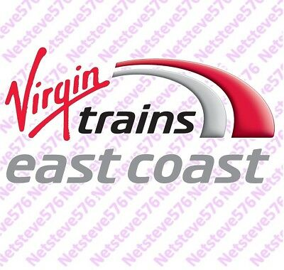 First Class Anytime Anywhere Virgin Trains East Coast - Expires 17 Apr 19