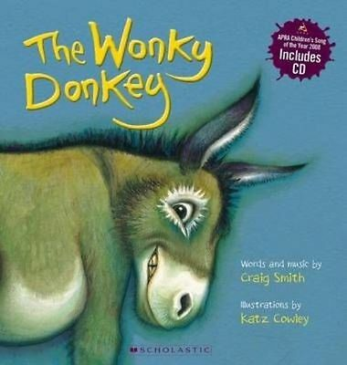The Wonky Donkey Children's Picture Book