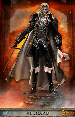 Gantaku ALUCARD CASTELVANIA Symphony of The Night SOTN X 1/5 STATUE PRE-ORDER