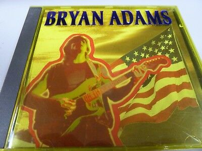 Bryan Adams ‎– Live & Alive - Best Of Bryan Adams 1993  RARE GERMANY LIMITED CD