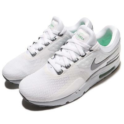 promo code 6afda a4537 Nike Air Max Zero Essential White Cool Grey Men Running Shoes Sneaker  876070-102