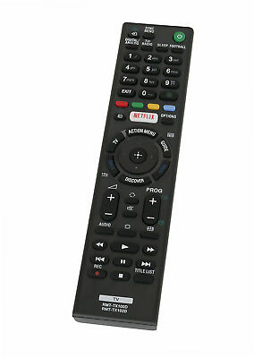 RMT-TX100D RMT-TX102D Remote Control for Sony Bravia TV with NETFLIX