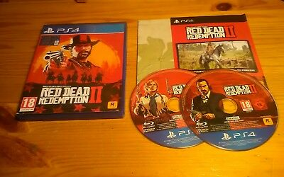 Red Dead Redemption Ii - Gioco Playstation 4 - Ps4 - No Console Xbox One Games