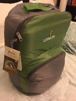 LittleLife Arc 2 Compact & Lightweight Travel Cot Inc Carry Bag Only 2.5KG