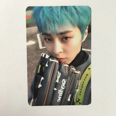 EXO-CBX Xiumin Official Photocard 2nd Mini Album Blooming Days Ver