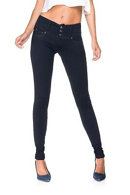 SALSA Jeans Push Up Mystery jambe skinny 115777 8504 Newstock-Boutique