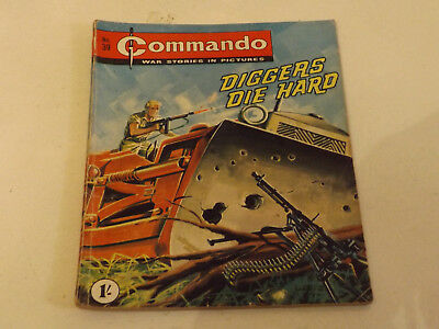 Commando War Comic Number 39 !!,1962 Issue,v Good For Age,57 Years Old,very Rare