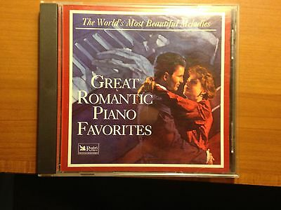 The Worlds Most Beautiful Melodies Great Romantic Piano Favorites
