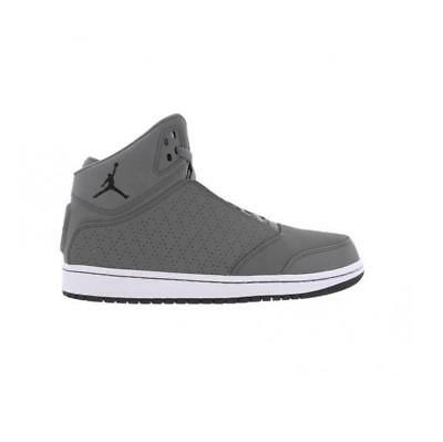 da0a87df01fe MENS NIKE JORDAN 1 FLIGHT 5 PREMIUM Grey Trainers 881434 014 UK 7.5 ...