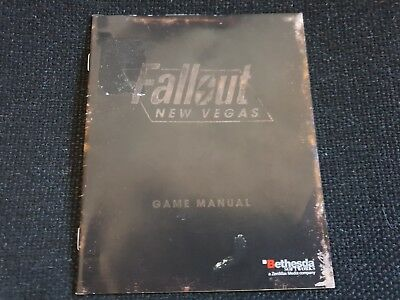 Fallout: New Vegas, Sony Playstation 3 Game Manual, Trusted Ebay Shop
