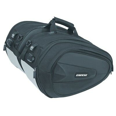 Dainese D-Saddle Motorcycle Panniers