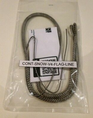 Ozone – Snow kite - replacement Cont snow v4 flag line - New with tags