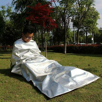 Outdoor Lightweight Emergency Camping Sleeping Bag Heat Insulation Survival