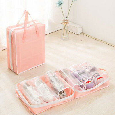 Travel Organizer Bag Clothes Pouch Portable Storage Case Luggage Pouch N7