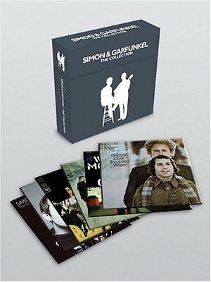 Simon and Garfunkel - The Collection CD+DVD New and Sealed