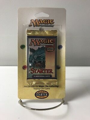 MTG Magic the Gathering 1999 Starter Booster Pack Sealed