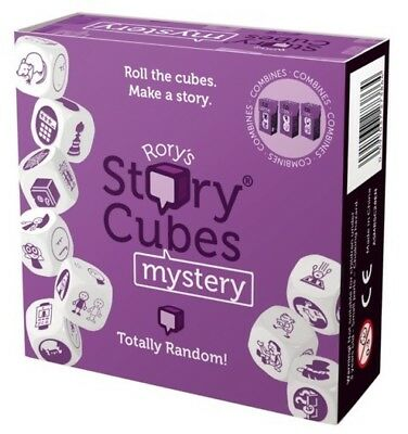 Rory's Story Cubes Mystery   Imaginative Storytelling   Family Dice Game