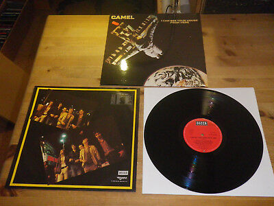 """CAMEL: I Can See Your House From Here, DECCA, 6.24132, GER, 1979, 12""""/ LP, MINT!"""