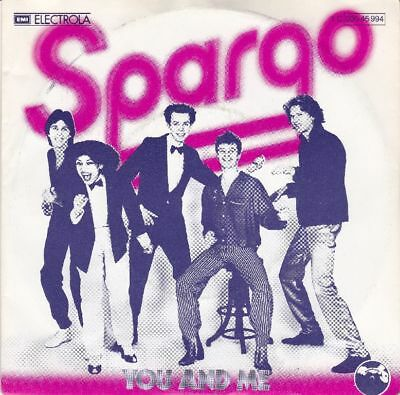 Spargo  You And Me