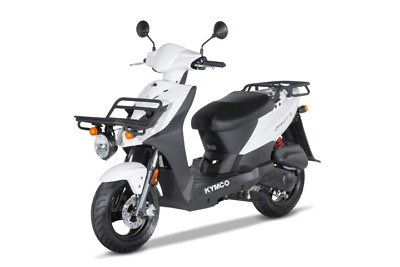 KYMCO Agility Carry 50i E4 weiss inklusive Anlieferung