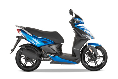 KYMCO AGILITY City+ 50i E4 rot oder blau inklusive Anlieferung