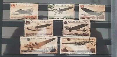 Stamps Russia 1937