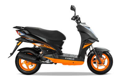 KYMCO Agility RS 50 Naked E4 schwarz inklusive Anlieferung