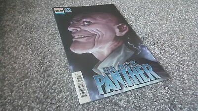 BLACK PANTHER Vol.7 #7 F4 VILLAINS VARIANT (2019) MARVEL SERIES [LGY#179]