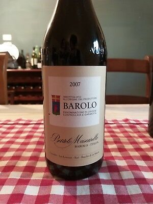 Barolo - Bartolo Mascarello - 2007 Introvabile