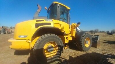 2012 Volvo L50G Cab A/c Rubber Tire Wheel Loader 2797Hrs New