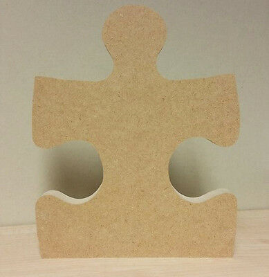 150mm high MDF Wooden Craft Blank 18mm mdf Dinosaur and Letter Shape