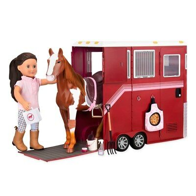 Our Generation Mane Attraction Horse Trailer Set