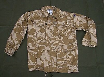 NEW - British Army Desert Pattern Ripstop Field Jacket