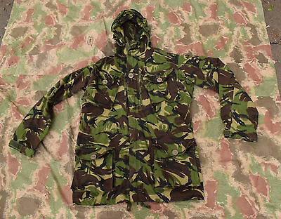 British Army Issued DPM Windproof Combat Smock (size 190/104) .