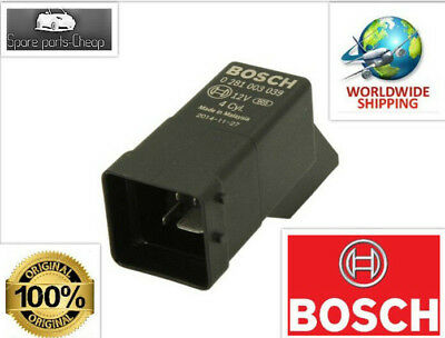 BOSCH 0281003039 GLOW PLUG CONTROLLER RELAY Fiat Iveco 69500830 ,55198090 ,NEW