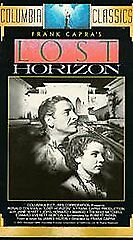 Lost Horizon (VHS, 1999), Brand New, still shrink wrapped closed!