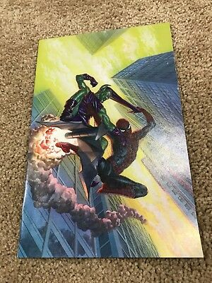 Amazing Spiderman #798 1:100 Alex Ross Virgin Variant Marvel NM FREE SHIPPING